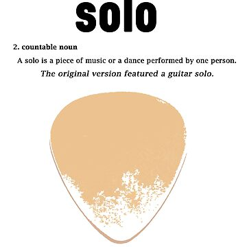Go solo! by FestCulture