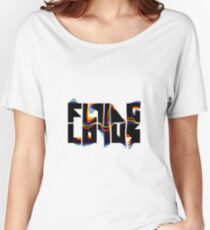 FlyLo Glitchy Women's Relaxed Fit T-Shirt