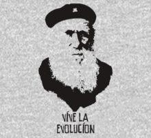Charles Darwin - Vive la Evolucion!