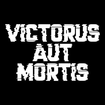 Victorus Aut Mortis - Marines Battle Cry by gaming-guy