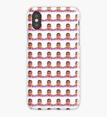 Plea$e face iPhone Case