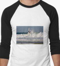 Rocky Reverse Men's Baseball ¾ T-Shirt