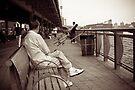 Au bord de l'Hudson by Cvail73