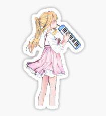 Kaori - Shigatsu wa kimi no uso  Sticker