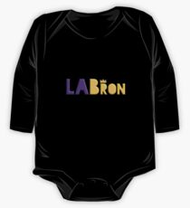 King LaBron One Piece - Long Sleeve