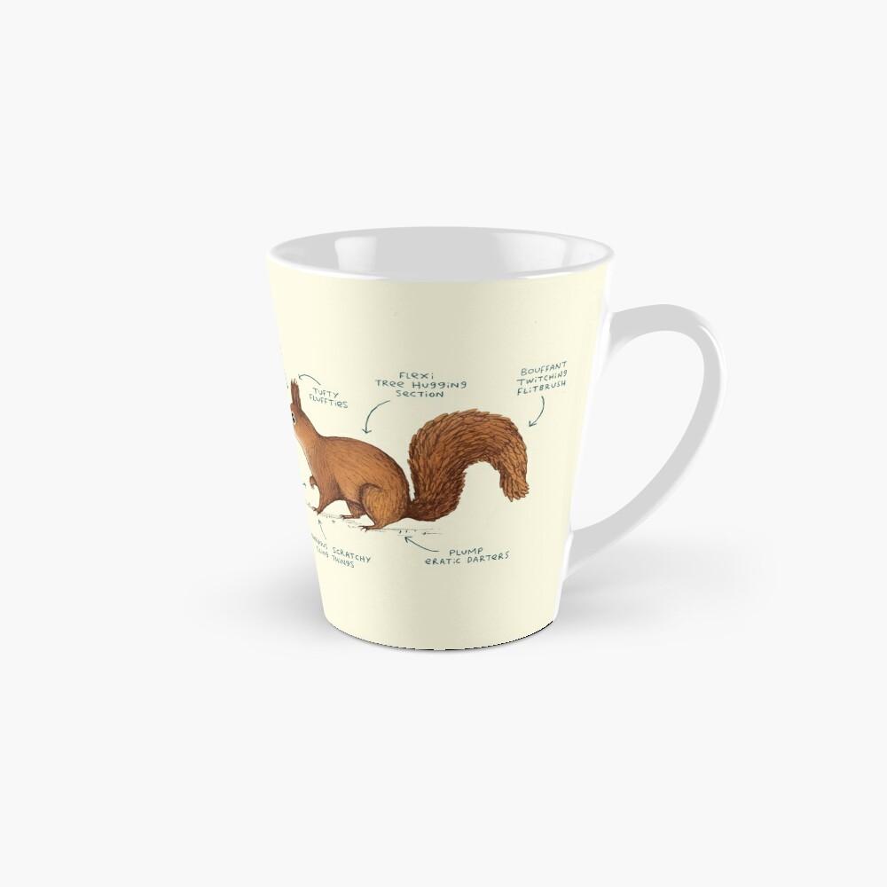 Anatomy of a Squirrel Mug