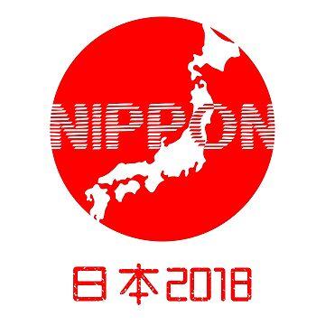 Nippon Japan by widmore