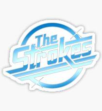 De stroke Sticker