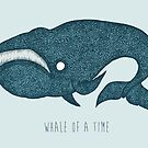 Whale of a Time by djrbennett