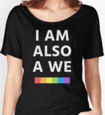 Camiseta ancha Yo también soy un nosotros (Sense8)