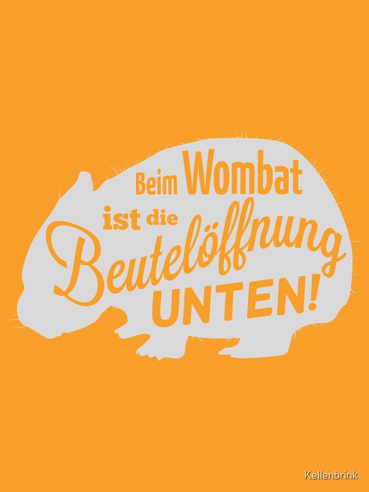 Wombat by Kellenbrink