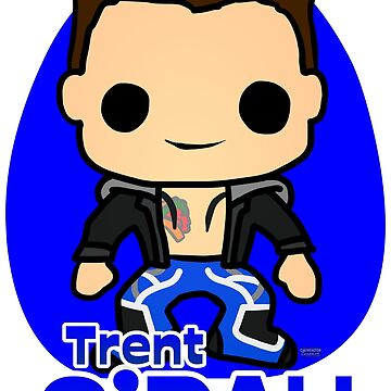 QWA Pop Vinyl - Trent O'Day by Chewfactor