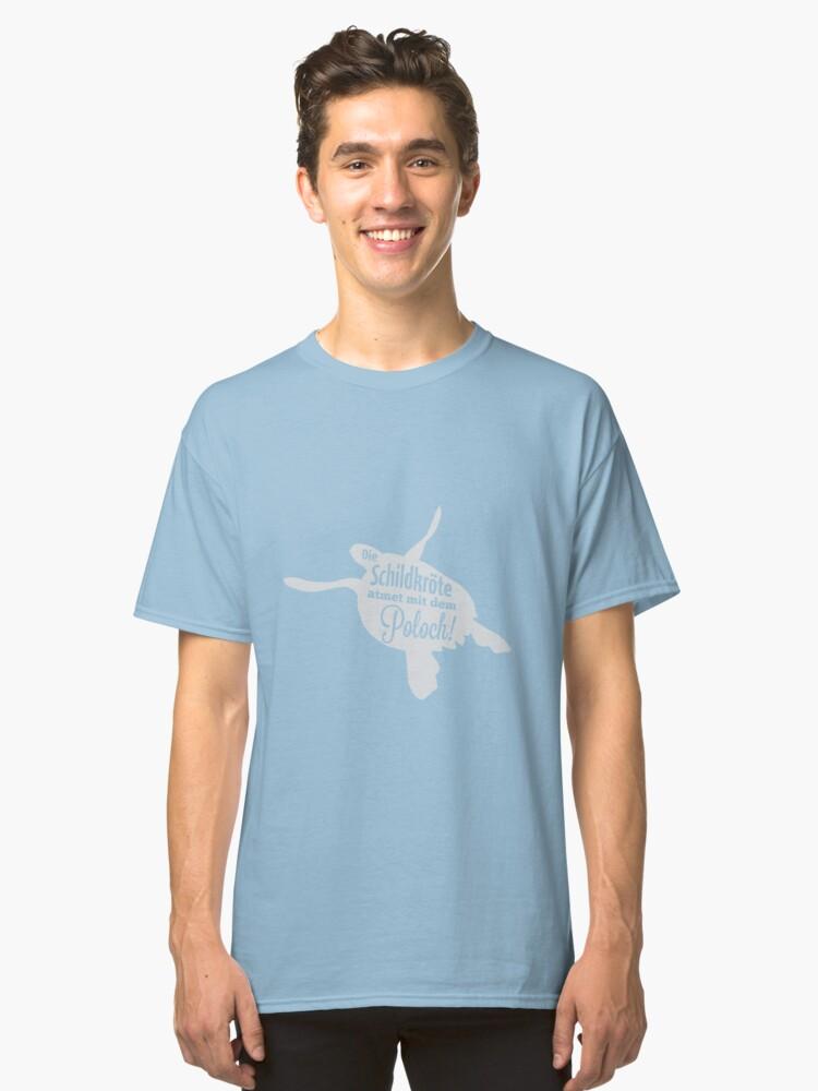 Schildkröre Classic T-Shirt Front