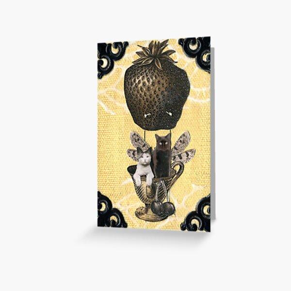 Berry Balloon Greeting Card