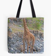 Look at Me! Arusha National Park, Tanzania, Africa Tote Bag