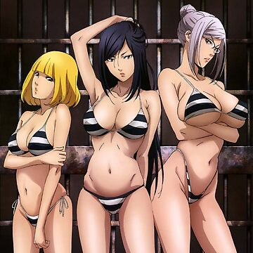 Prison School by BenOva-