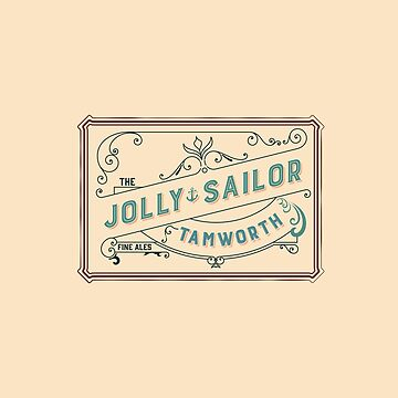 Old Staffordshire Pubs-The Jolly Sailor-Tamworth by broadmeadow