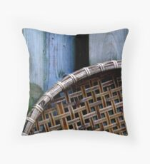 Handcrafted Throw Pillow