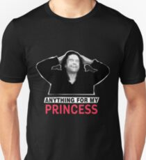 The Room - Anything for my princess Unisex T-Shirt