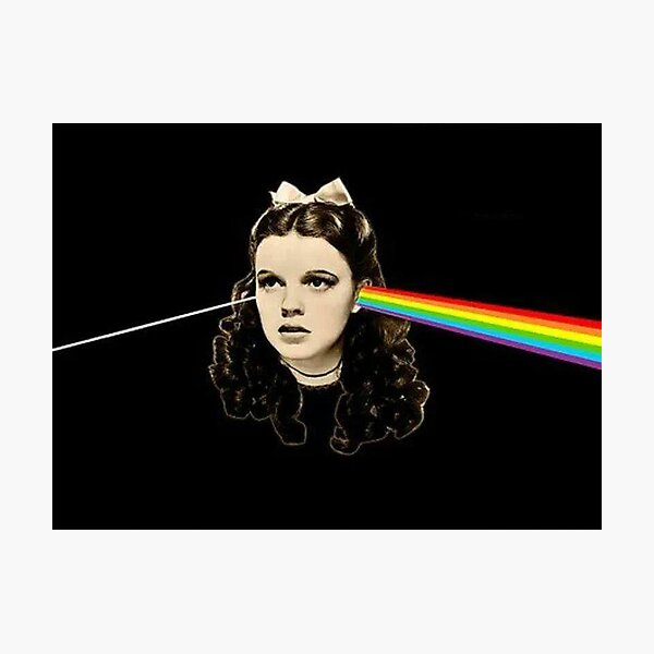 The dark side of the Oz Photographic Print