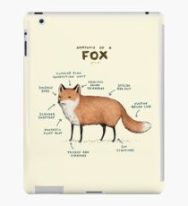 Anatomy of a Fox iPad Case/Skin