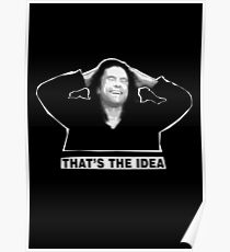 The Room - That's the idea Poster