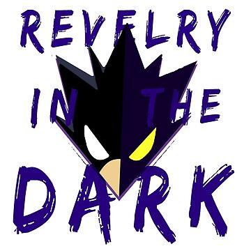 Revelry In The Dark Boku no hero Academia  by victorwulf