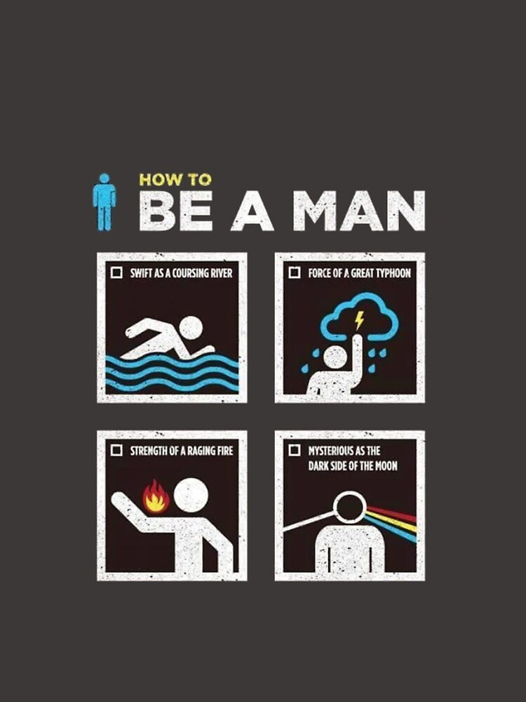 How to Be a Man by Tappina95