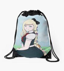 Sonia Nevermind Drawstring Bag