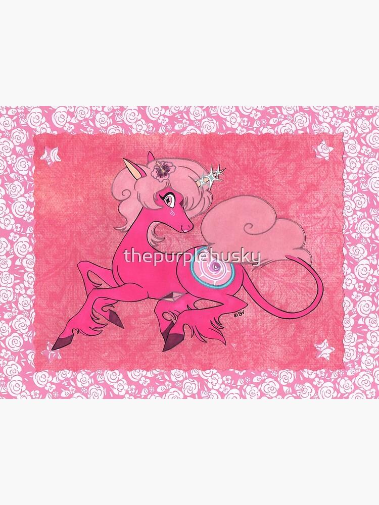 Pink Diamondcorm by thepurplehusky