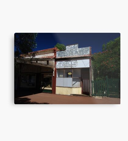 Open All Hours Metal Print