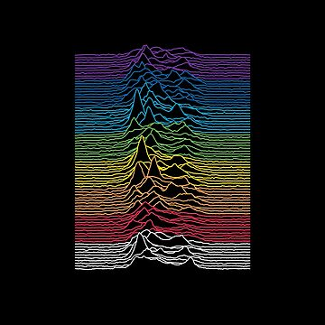 Joy Division - Unknown Unicorn Pleasures by hein77