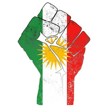 Fist of Kurdistan by nuckybad