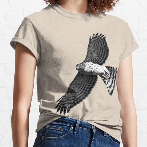 Cooper's Hawk in Flight Classic T-Shirt