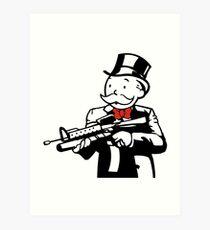 Monopoly Kunstdrucke Redbubble