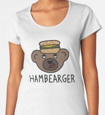 Hambearger Women's Premium T-Shirt