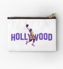 Lebron James Hollywood Lakers Studio Pouch