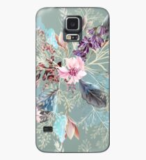 Floral Phone Case Case/Skin for Samsung Galaxy