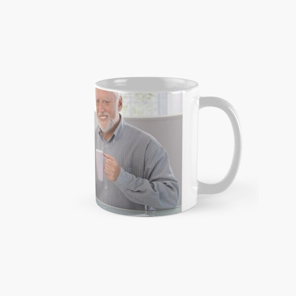 Hide the pain Harold Classic Mug