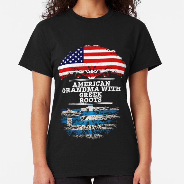 Grandma Greek Funny Gifts Merchandise Redbubble