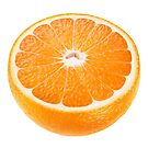 Half of orange by 6hands