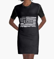 Flag - Aphasia Awareness Gift Graphic T-Shirt Dress