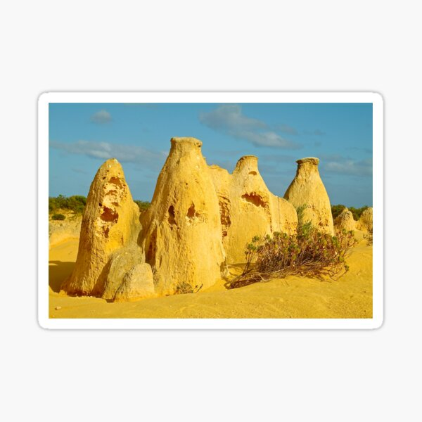 The Ovens ( Pinnacles ) Sticker
