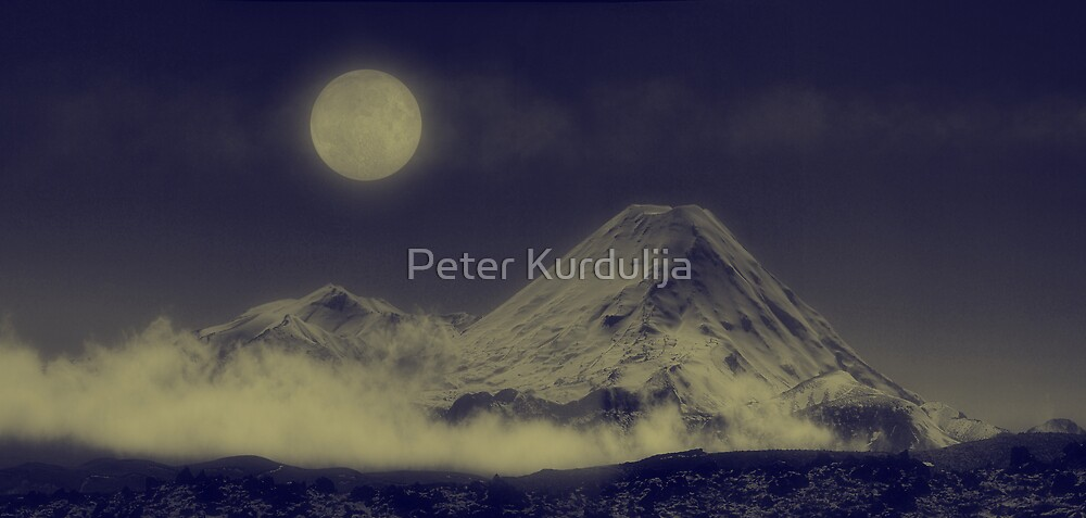 Beautiful Dreams by Peter Kurdulija