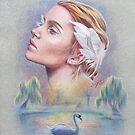 The Swan Princess by Svenja Gosen