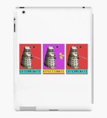 Affectionate Dalek iPad Case/Skin