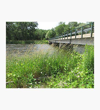 Meyersburgh Bridge Photographic Print
