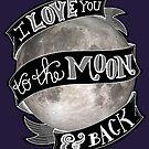 Moon & Back by Lyndsey Hughes