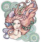 Mermaid Hair, Don't Care by Lyndsey Hughes