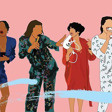 Living Single - My Girls Got 'em  by nadirasimone